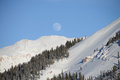Alpine Moon print