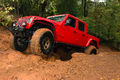 Brave Motorsports Project Jeep Gladiator side view