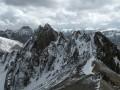 Kismet Peak, from Top of Lavender Col print