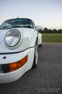 1994 Porsche 911 Turbo, Cullen Park, Houston, Texas