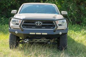 Shrockworks 4x4 Products, 2016-2019 Tacoma Front Bumper, 3rd Generation, Houston, Texas