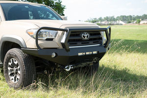 Shrockworks 4x4 Products, TACOMA FRONT BUMPER, 3rd Generation, North West Houston, Texas