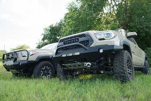 Shrockworks 4x4 Products, New Toyota Tacoma Bumpers, North West, Houston, Texas, Shrockworks, New Product Launch