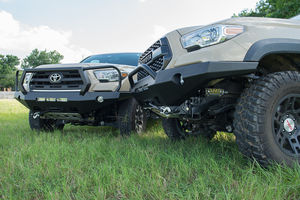 Shrockworks 4x4 Products, Toyota Tacoma, Bumpers, north West Houston, Texas,  New Product Launch