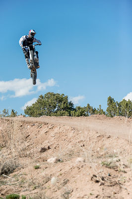 Daniel Coriz, Santa Fe Motocross Track, New Mexico, Santa Fe Workshops, Adventure Photography Workshop, Michael Clark