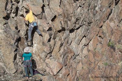 Diablo Canyon, New Mexico, Aaron Miller, Amy Jordan, rock climbing, Santa Fe Workshops, Adventure Photography Workshop, Michael Clark.