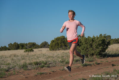 Meaghan Brown, Trail Running, Santa Fe, New Mexico