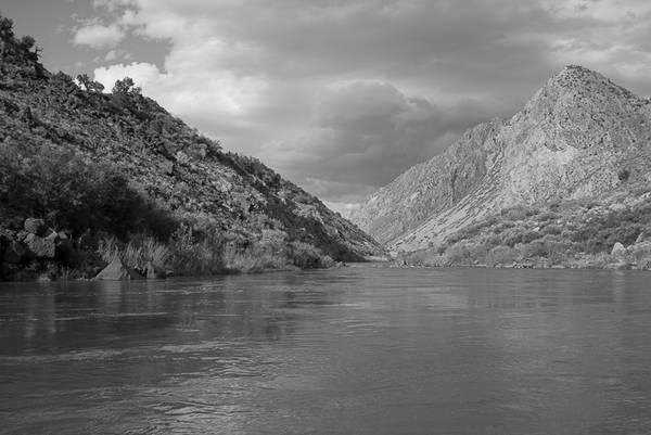 The Rio Grande River Gorge