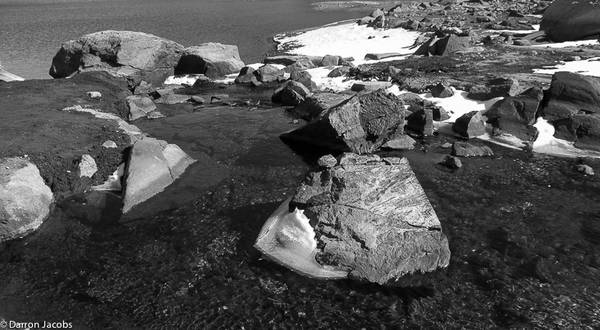 Lake Isabelle Mountain Stream