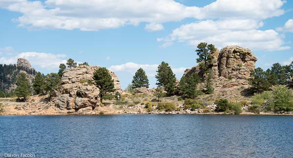 Marys Lake Outcrops