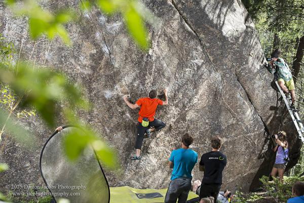 Rock & Ice Photo Climbing Camp 2015