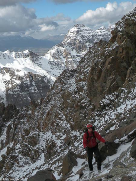 The Alpinist, Lavender Col