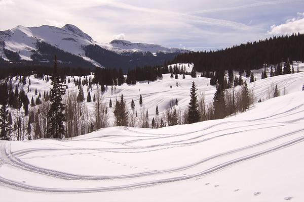 Molass Pass, Silverton, San Juan Mountains, Colorado, Limited Edition