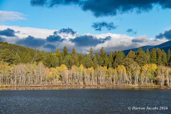 Alpine Lake Vista