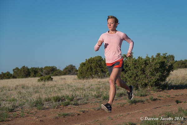 Meaghan Brown Trail Running