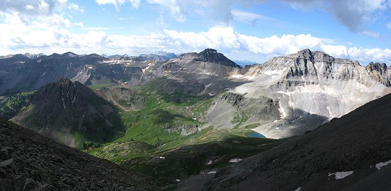 Gilpin Peak, Mt Emma & Stony Mountain