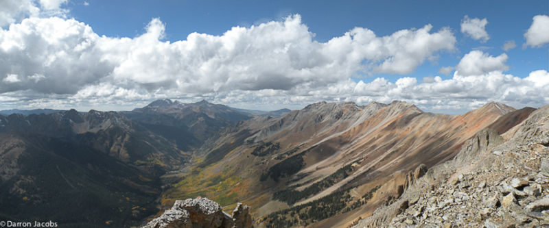The View from Lookout Peak