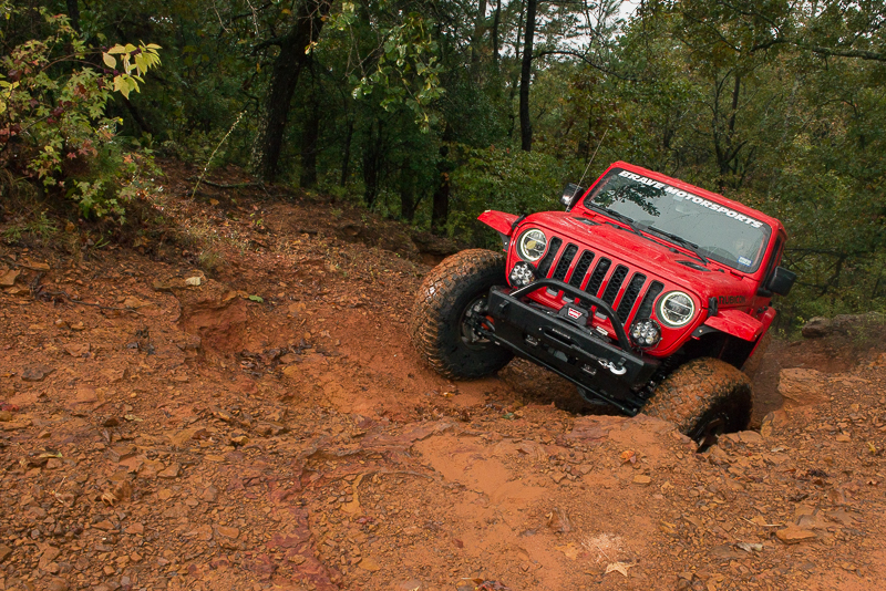 Brave Motorsports, Jeep Gladiator, Barnwell Mountain Recreation Area, Gilmer, Texas, photo
