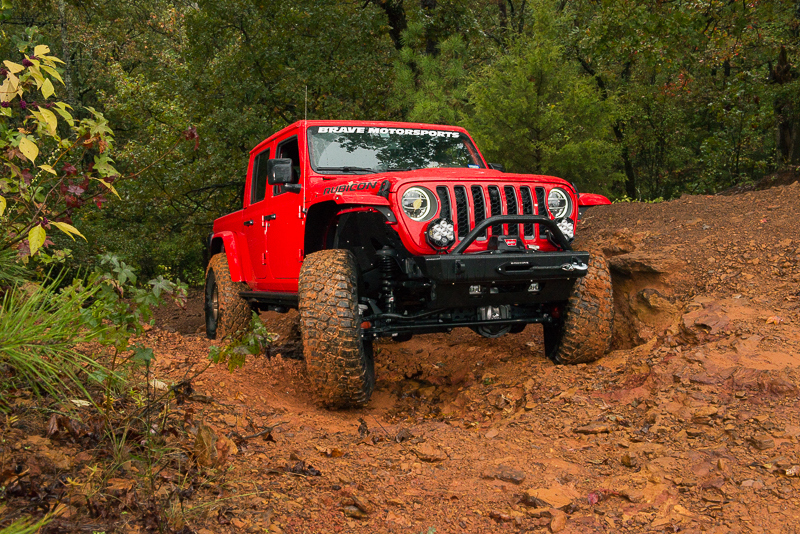 Brave Motorsports, Project Jeep Gladiator, Barnwell Mountain Recreation Area, Gilmer, Texas, photo
