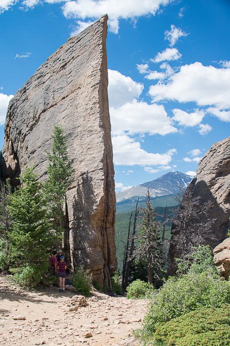 Edge of Time, Four Star Classic, Lily Lake, Estes Park Valley, Colorado Front Range, photo