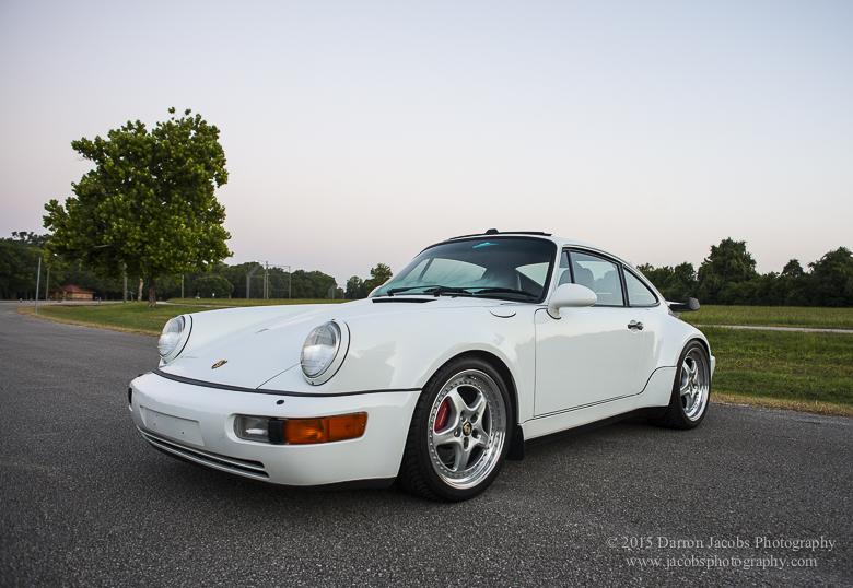 Driver Source, 1994 Porsche 911 Turbo, Cullen Park, Houston, Texas, photo