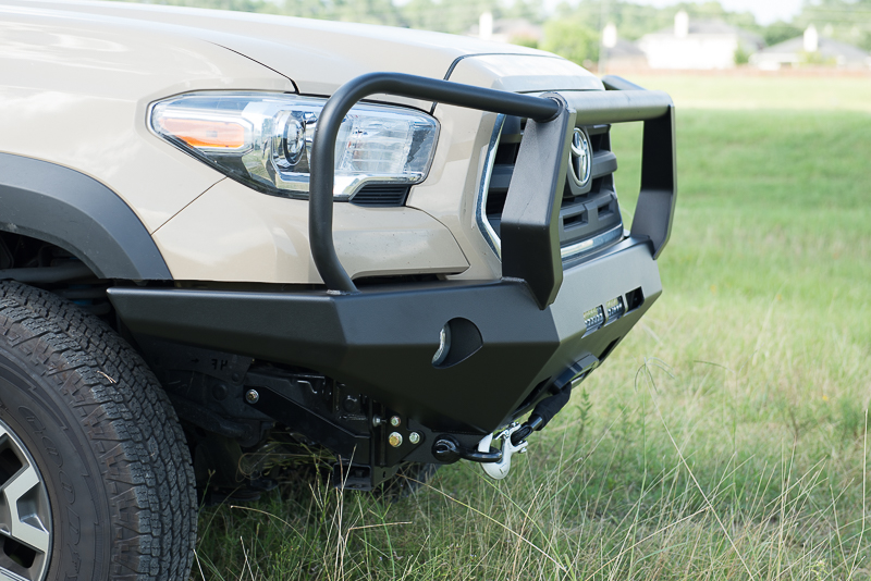 Shrockworks 4x4 Products, Toyota, Tacoma, Front Bumper, 3rd generation, North West Houston, Texas, photo