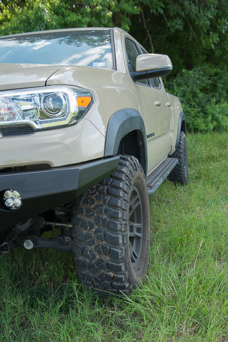 Shrockworks 4x4 Products, Toyota Tacoma, Rock Sliders, north West, Houston, Texas, New Product Launch, photo