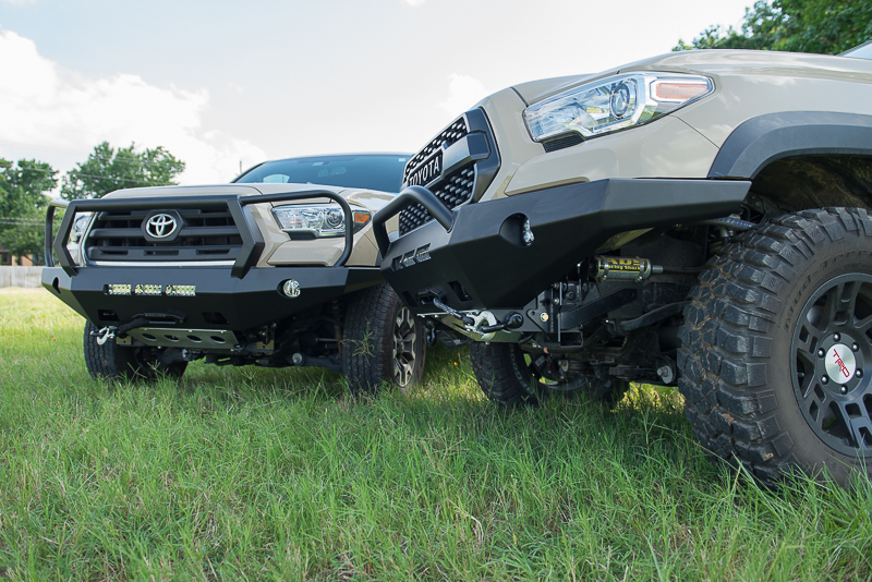 Shrockworks 4x4 Products, Toyota Tacoma, Bumpers, north West Houston, Texas,  New Product Launch, photo